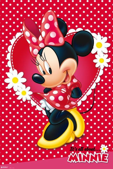 346 best images about minnie mouse on pinterest - Minnie mouse wallpaper pinterest ...