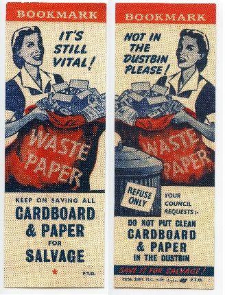 Waste Paper (replica)