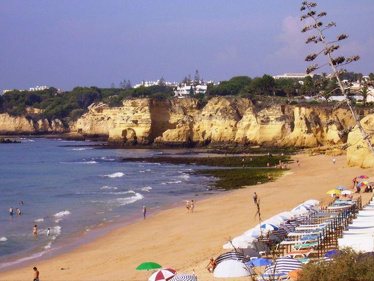Vista da praia, View of the beach