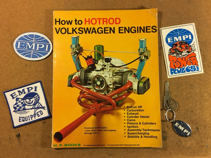 How To Hot Rod Vw Engines Vw Engine Hot Rods Cylinder Head