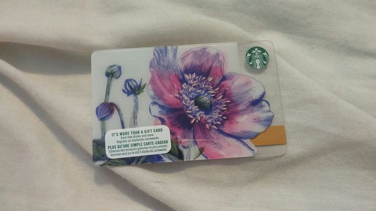A Starbucks Gift Card That I Just Received Today From A Teacher Miss Jane As A Thank You For Helping Out  At Rocky Point Preschool! 😄😊☺😉😍😘❤💜💙💚💛💘💞💖💕💓💗💌💋💎💍👣💝🎍
