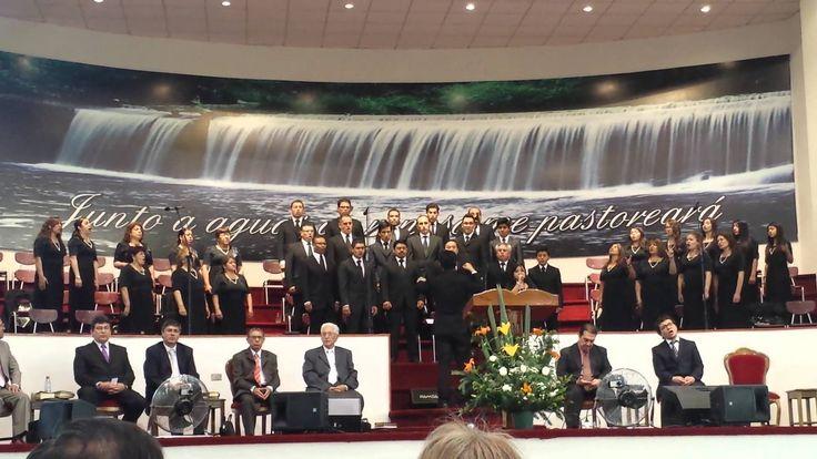 Coro Polifónico IMP Maipú - Dios es Santo