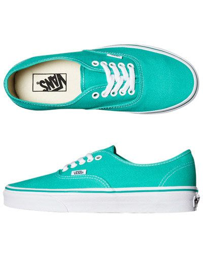 VANS WOMENS AUTHENTIC SHOE. I think I'm going to splurge and get a pair.