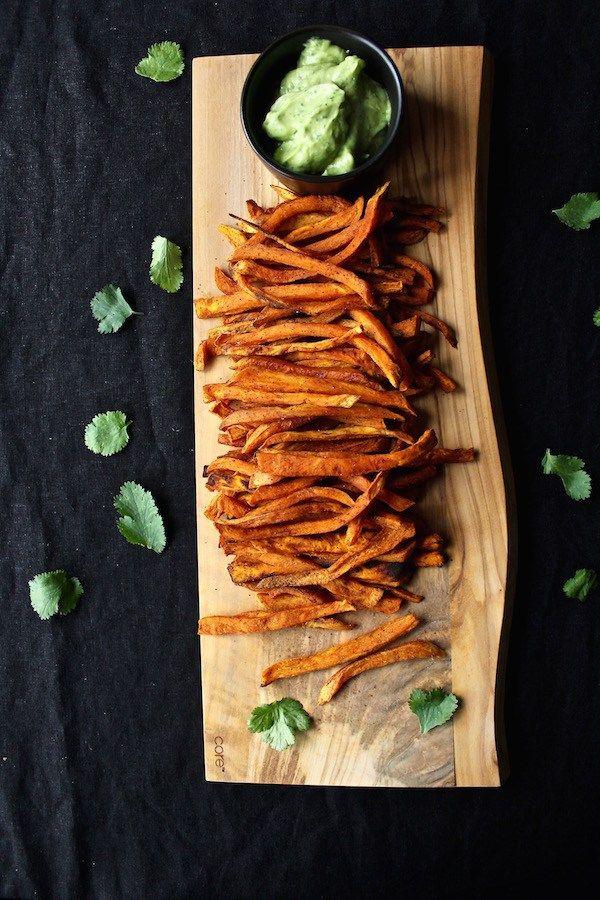 Whole 30 Sweet Potato Fries