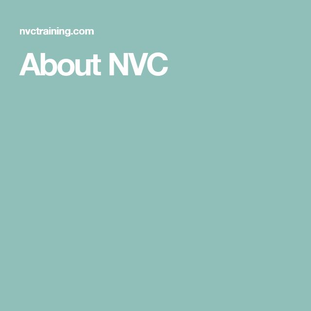 About NVC