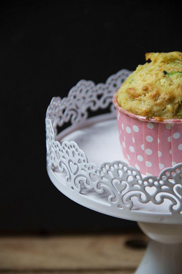 Muffin alle carote e zucchine, ma dolci