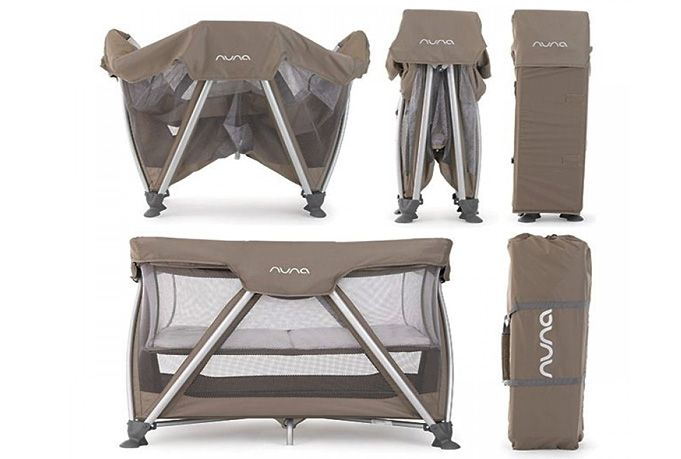 With a unique, sleek and sturdy design, the Nuna SENA Play Yard is a smart play yard / travel crib choice for baby. With a fuss-free opening, ...
