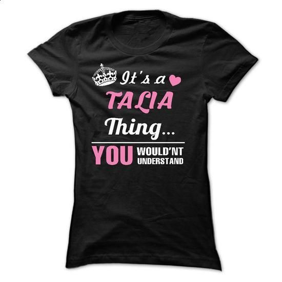 TALIA - #fitted shirts #tailored shirts. CHECK PRICE => https://www.sunfrog.com/Names/TALIA.html?60505