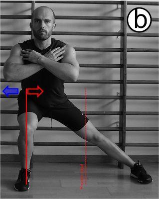 Como Correr Mas Rapido: Lunge Lateral- Para Fortalecer Muslos y Gluteos
