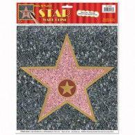 'Walk of Fame' Star Sticker $14.50 BE55328