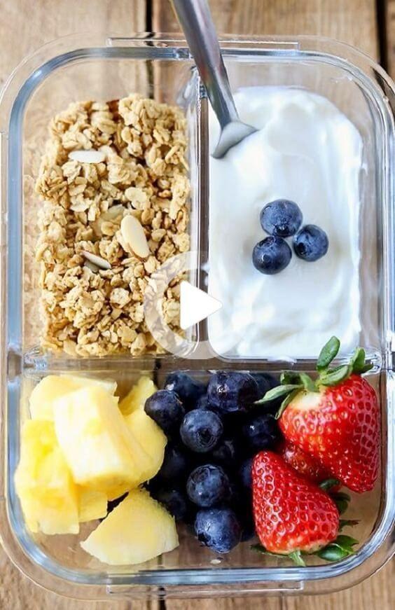 Mahlzeit Prep Ideen Frühstück 13 Quick Gesunde Mahlzeiten Preparación De Comida Saludable Preparación De Comida Comida