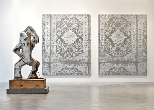 Rudolf Stingel   de la Cruz Collection