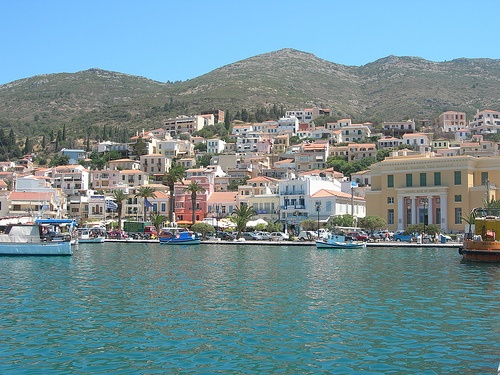 Samos - Vathi - Greece