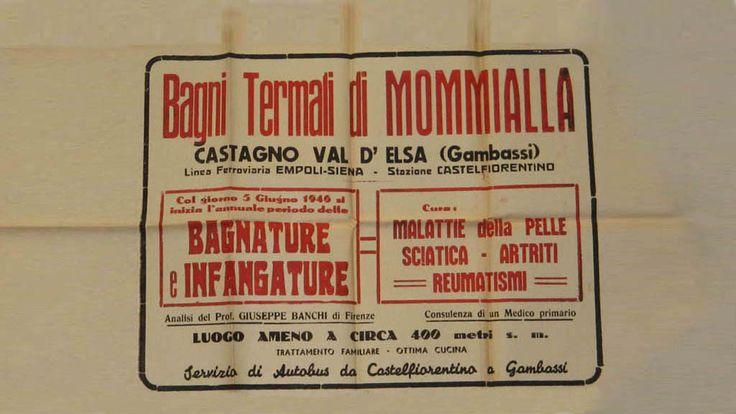 Un manifesto del 1945