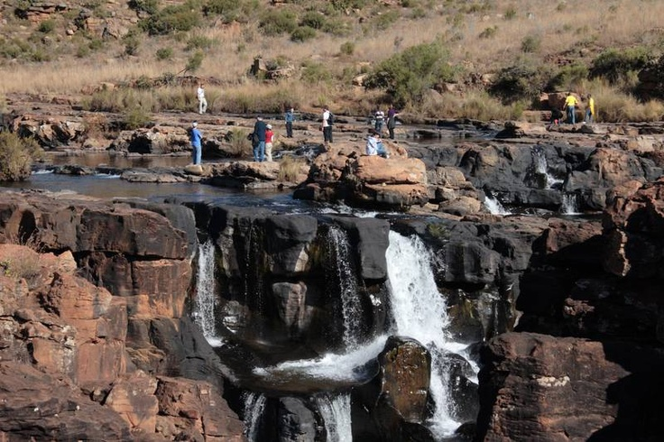 Mac-Mac Pools, Eastern Transvaal, South Africa