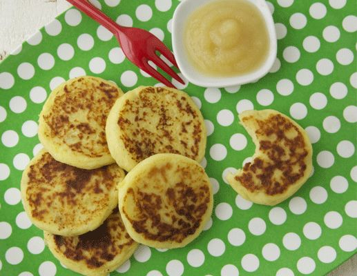 Looking for healthy recipes for your toddlers? She'll love these tasty finger foods ideas!