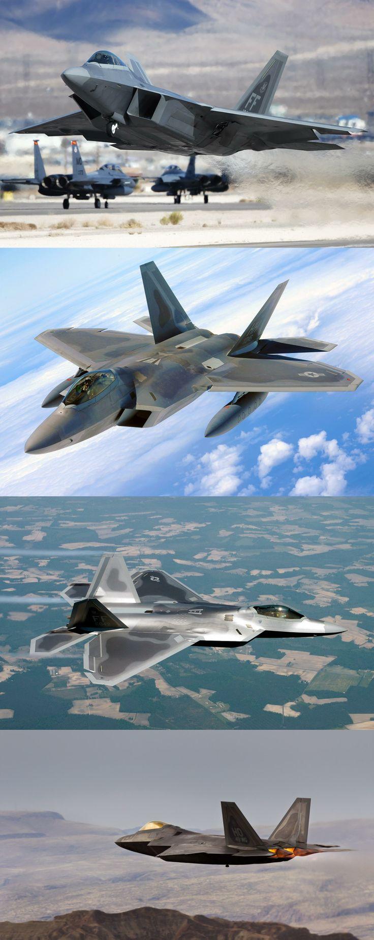 All Types f 22 raptor specs : 37 best Lockheed Martin F-22 Raptor images on Pinterest | Raptors ...
