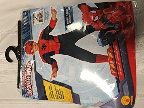 Spiderman Kids Toddler 2 - 3 Costume @ niftywarehouse.com