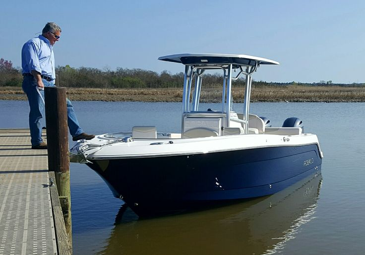 25 best ideas about center console fishing boats on for Fishing boat dealers near me