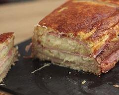 Croque cake (facile, rapide) - Une recette CuisineAZ