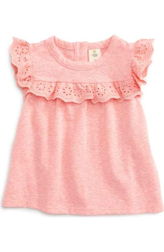 Free shipping and returns on Tucker + Tate Graphic Print Tank Dress (Baby Girls) at Nordstrom.com. Sweet summer treats add extra charm to a summery tank dress cut from a soft cotton blend and finished with a fun ruffled skirt.