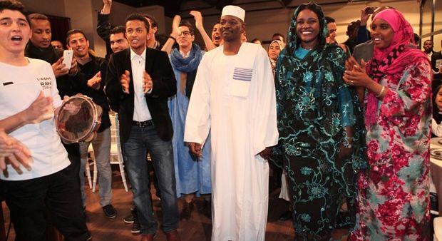 Bursa'da çalgılı çengili Arap düğünü