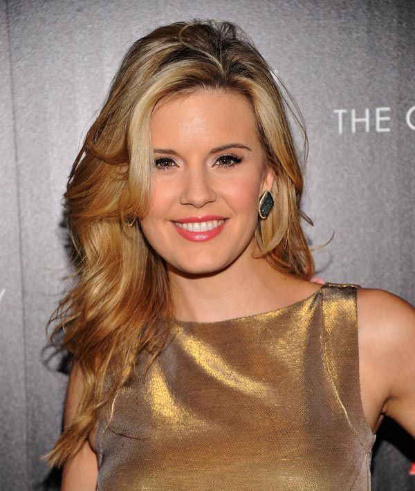Maggie Grace's Bright Blonde Highlights: How To Get The Look