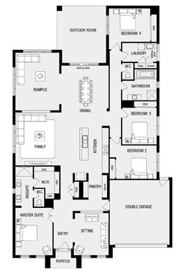 92 best New House images on Pinterest | Architecture, House floor ...