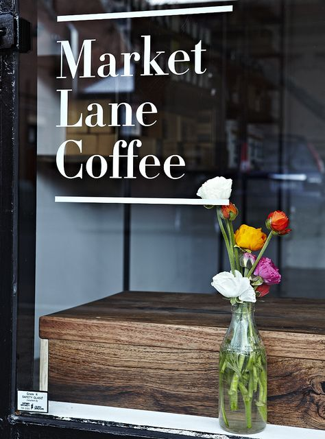 Market Lane Coffee at Therry St by Market Lane Coffee, via Flickr