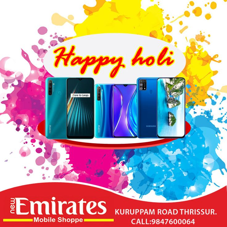 Wishing you a Colourful Holi and Colourful Life to All