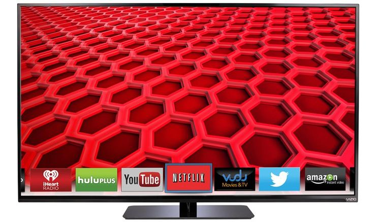 "VIZIO E-Series 50"" Full-Array LED Smart TV 