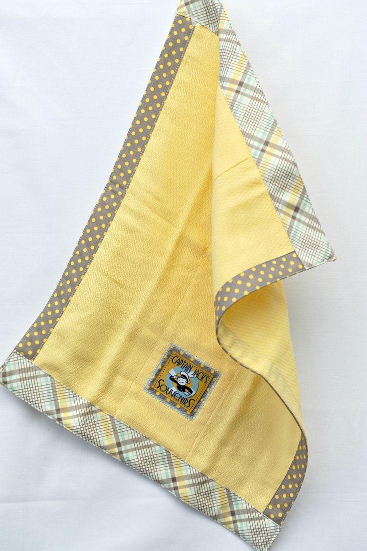 Tutorial for Cute Burp Cloths