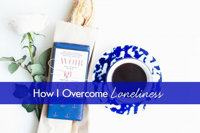 blog overcome loneliness after breakup