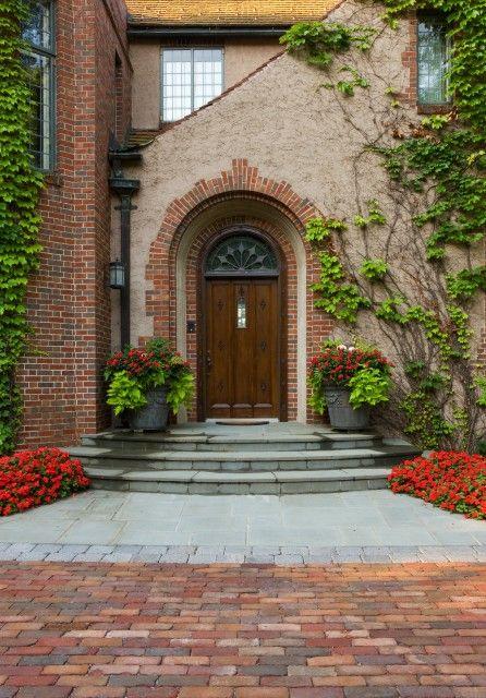 <3: The Doors, Idea, Doors Design, Windsor Company, Brick, Front Doors, Wooden Doors, Front Porches, Front Step