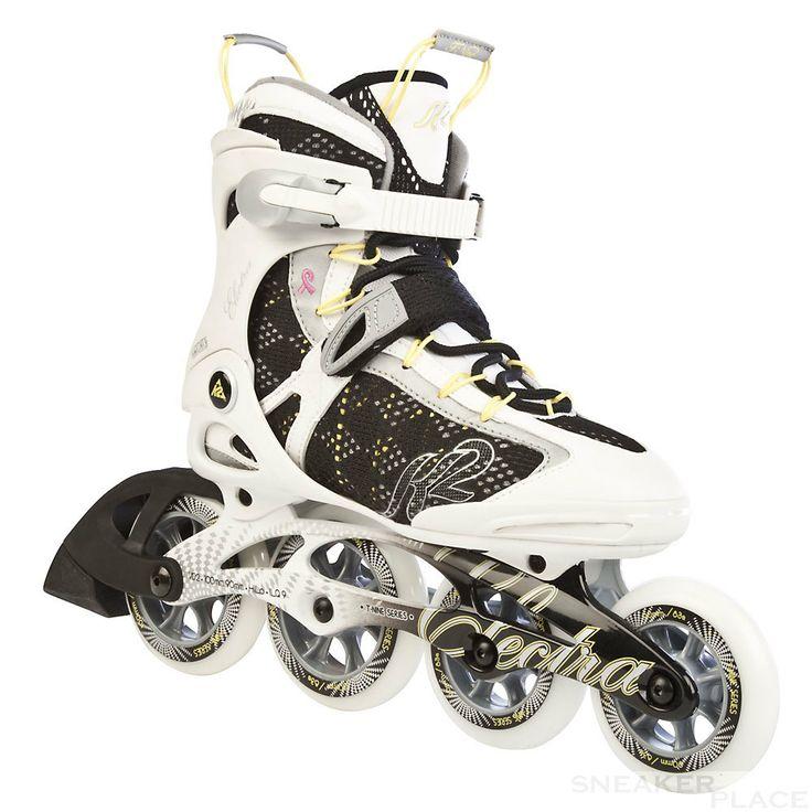 Kaufen Sie jetzt Ihren Trainings-Inline Skate für nur 219 € http://www.rollsport.de/k2-electra-100-customfit-damen-inline-skates-p-9785.html?osCsid=vtbma9namgfquglgj0en8l2k82