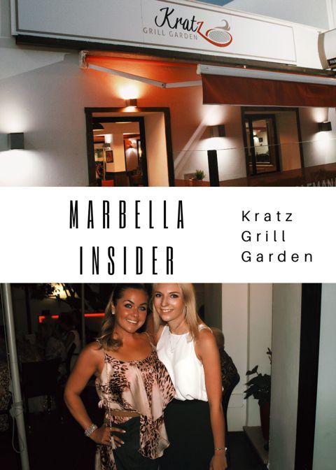 Ihr seid auf der Suche nach einem Marbella Insider? Entdeckt kratz grill garden von Rebecca Kratz und Manfred Kratz