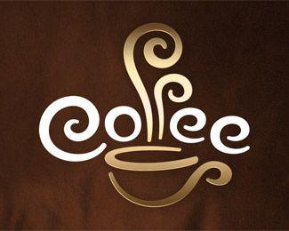 coffeeCoffe Design, Logo Design, Coffe Signs, Cups Of Coffe, Coffe Cups, Coffe Art, Coffee Cups, Coffee Logo