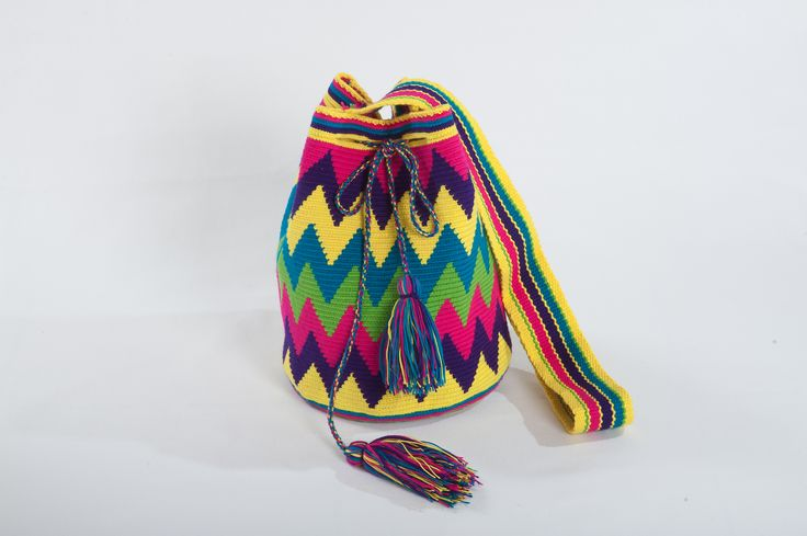 wayuu mochila bag at #stylewise #mochila_bag #wayuu_bag #wayuu