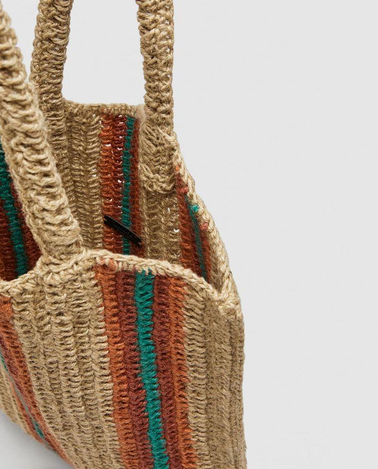 FABRIC BUCKET BAG-View all-BAGS-WOMAN | ZARA United Kingdom