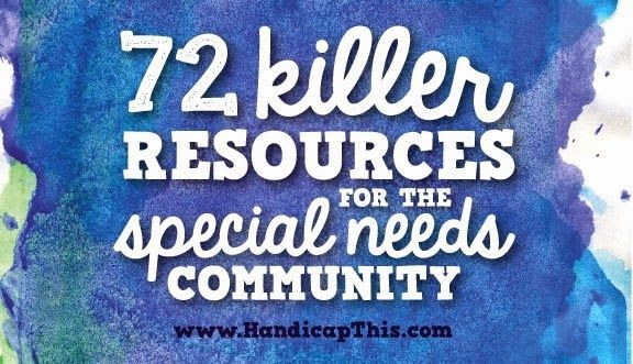 Smart Apps For Special Needs: Check out this link: 72 killer resources for the s...