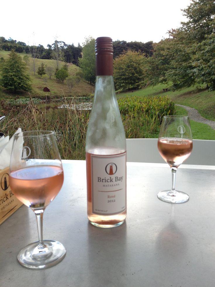 Brick Bay Winery www.wooree.co.nz