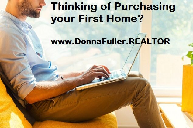 Thinking About Buying Your First Home? How long you plan to live in the home... If you purchase a home and get a job transfer or decide to move after only a short time, y