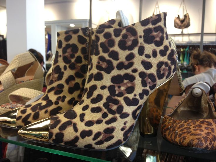 """These cap-toe booties are definitely """"it"""" for Fall!!"""