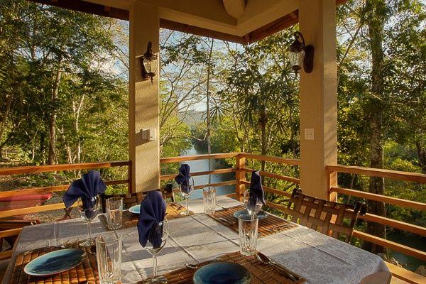 Resort in Belize - Mystic River Resort