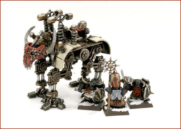 Chaos Dwarf Conversion