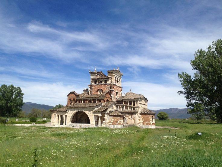 Η απίθανη ιστορία μιας εκκλησίας-έργου τέχνης στην Αρχαία Μαντίνεια –GREKA