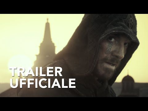 Assassin's Creed Film | Trailer Ufficiale Italiano #1 [HD]