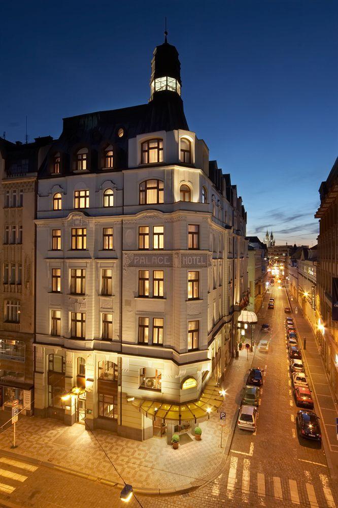 Art Nouveau Palace Hotel in Prague, Czechia mein Hotel für Prag perfekt gelegen