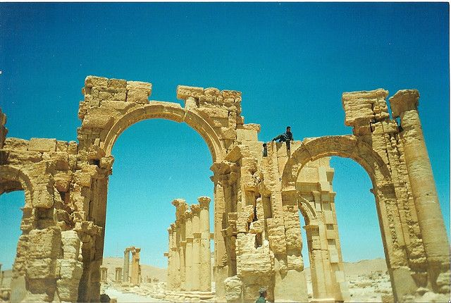 https://flic.kr/p/6ASFJA | Palmyra, Syria
