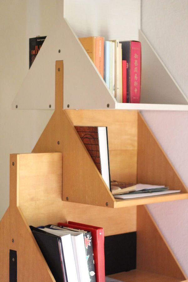 Okolo web #regal #regale #regalbrett #shelf #shelves #storage #wall #wand #brown #white #weiß #braun #wood